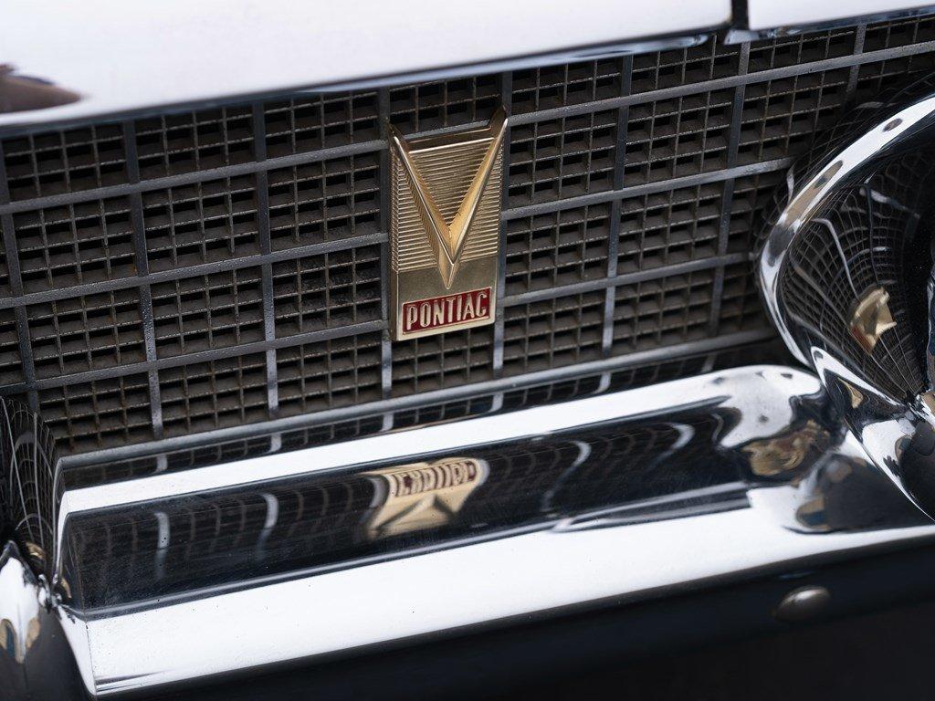 1958 Pontiac Bonneville Custom Convertible  For Sale by Auction (picture 6 of 6)