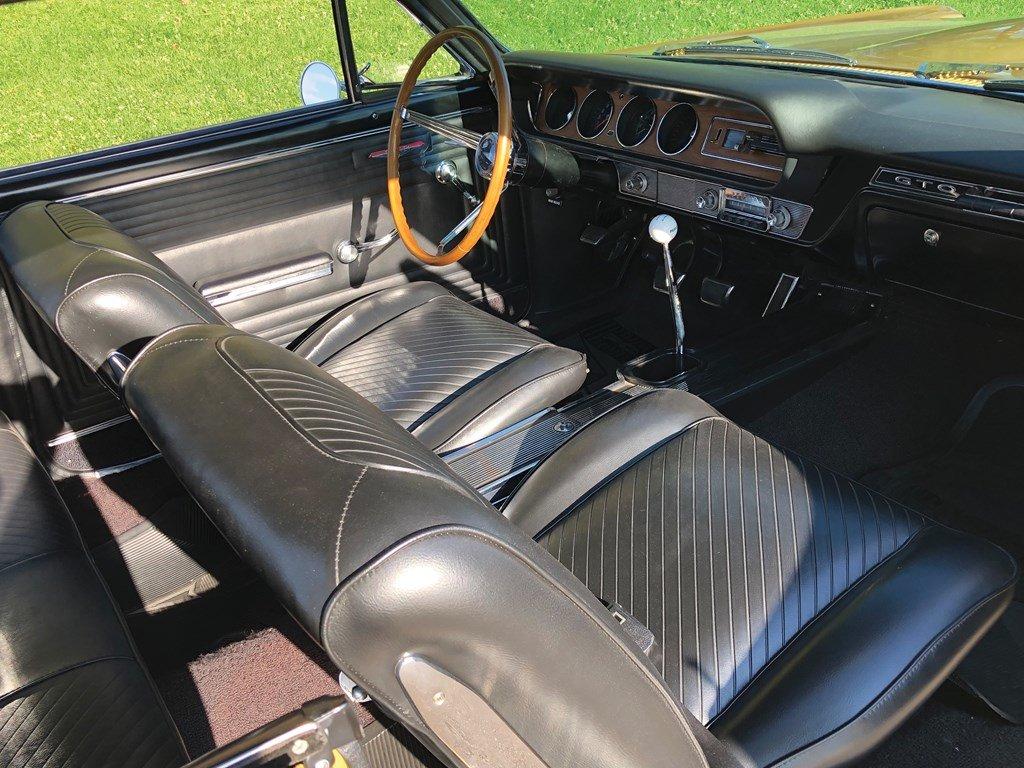 1965 Pontiac Tempest LeMans GTO Hardtop  For Sale by Auction (picture 4 of 6)