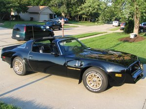 1978 Pontiac Trans Am  For Sale by Auction
