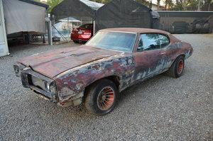 1968 Pontiac Gto SOLD