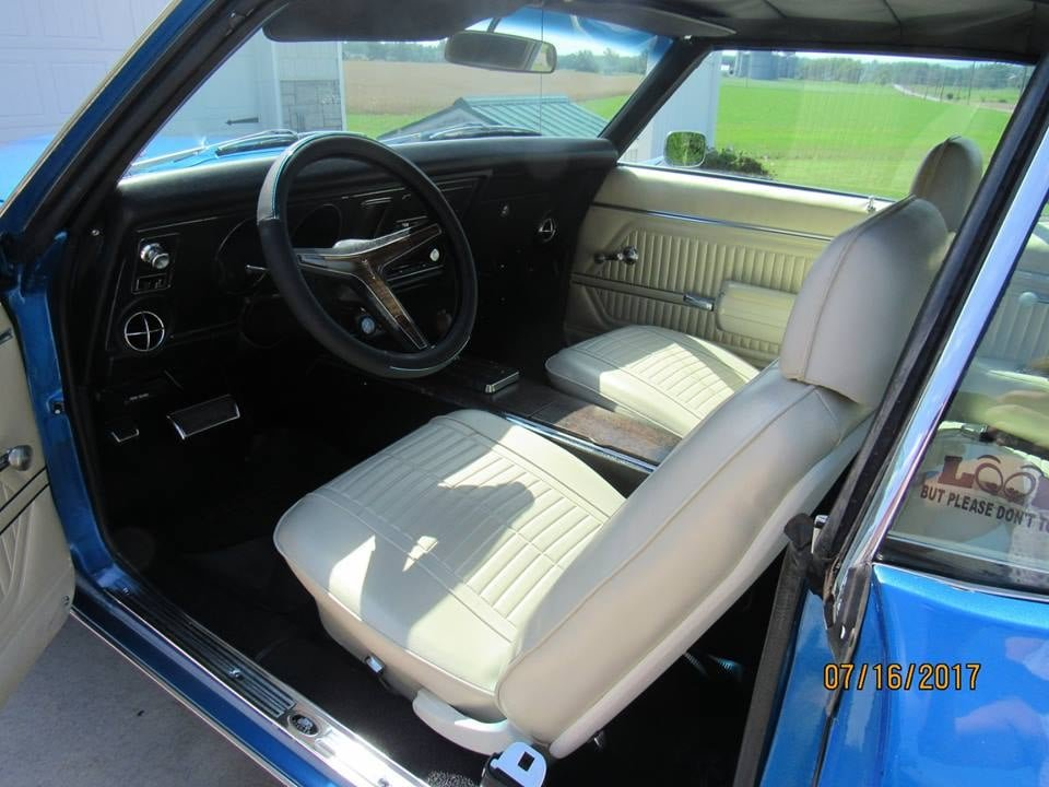 1969 Pontiac Firebird (Turbotville, PA) $34,900 obo For Sale (picture 2 of 6)