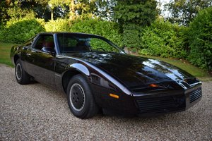 1982 Pontiac Firebird 2.8 V6 Automatic (AKA KITT/Knight Rider) For Sale