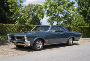 1965 Pontiac 6.3 GTO For Sale In London (LHD)