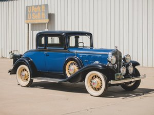1932 Pontiac Series 402 Six Sport Coupe  For Sale by Auction