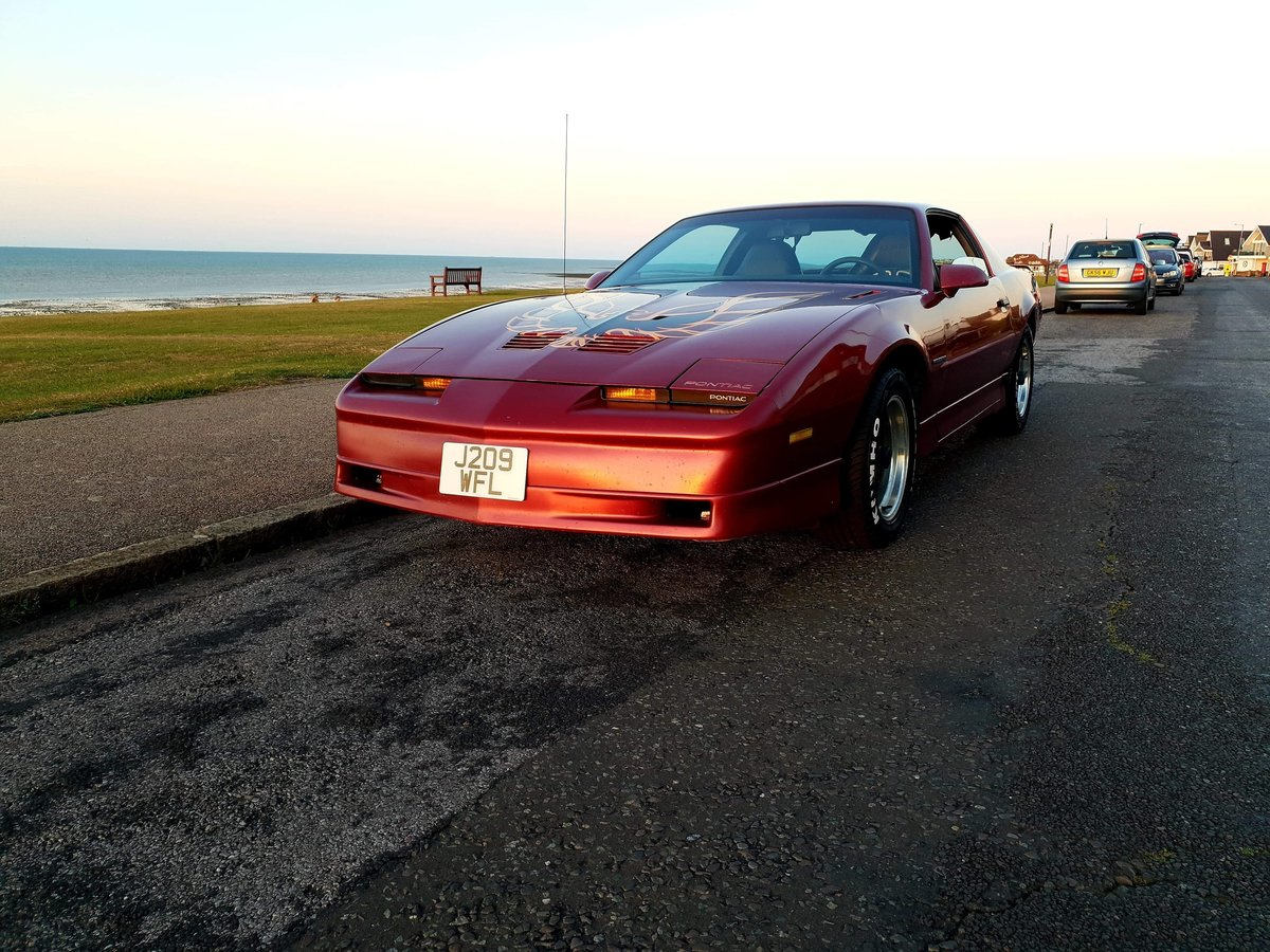1992 Pontiac Firebird 3rd gen  For Sale (picture 1 of 6)