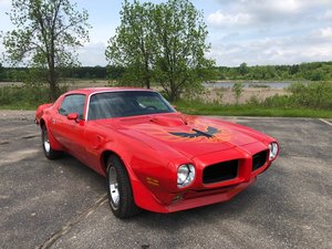 1973 Firebird Trans Am 455 (South Lion, Michigan) $49900.00