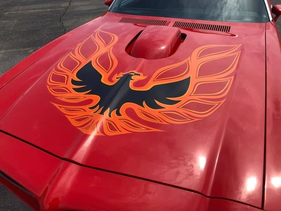 1973 Firebird Trans Am 455 (South Lion, Michigan) $49900.00 For Sale (picture 6 of 6)