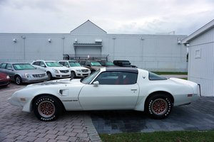 1978 Pontiac Trans Am Coupe clean Ivory(~)Red 27 miles $19.9
