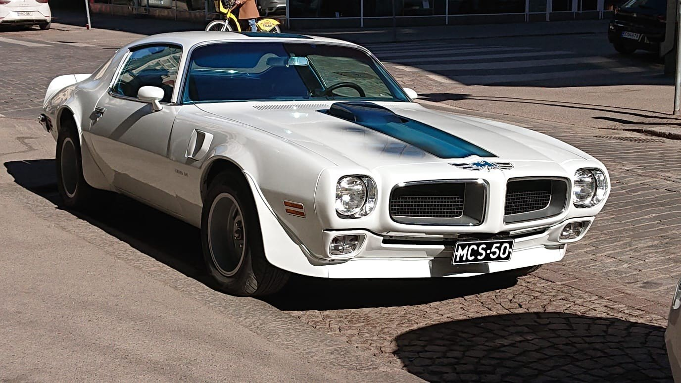 1970  Pontiac Firebird Trans Am For Sale (picture 1 of 1)