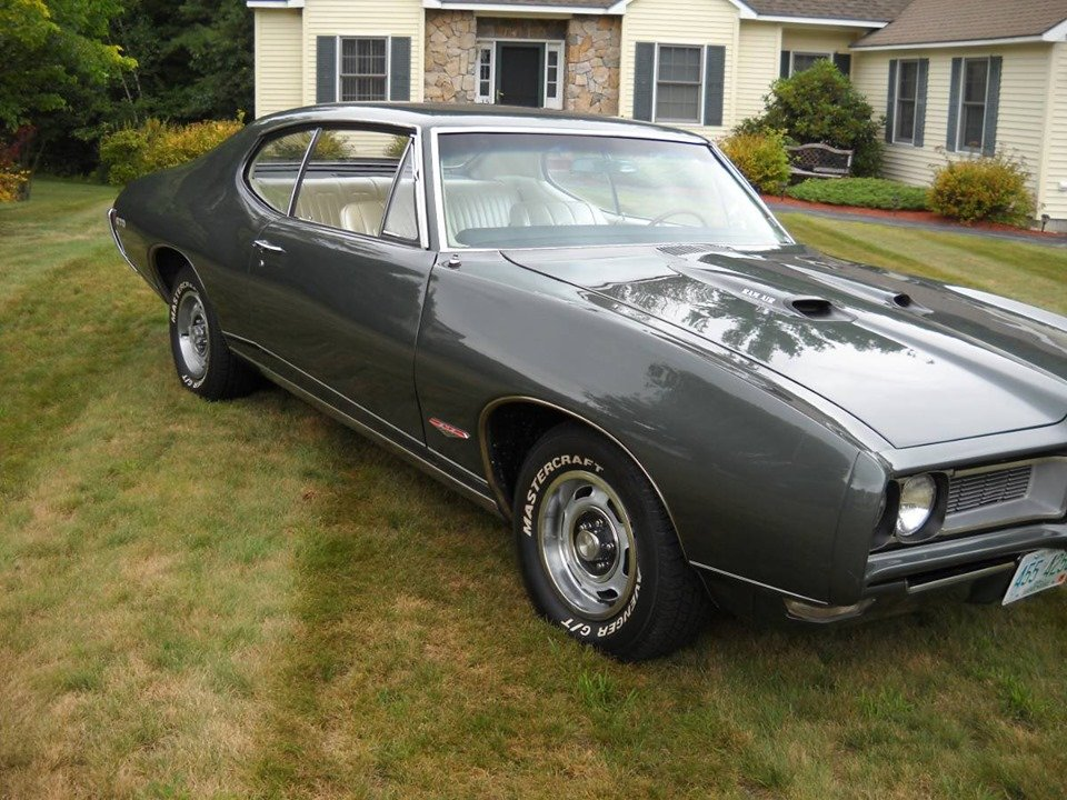 1968 Pontiac GTO (Gilford, NH) $39,900 obo For Sale (picture 6 of 6)