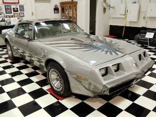 1979 Pontiac Firebird Trans Am 10th Anniversary Rare 42.5k