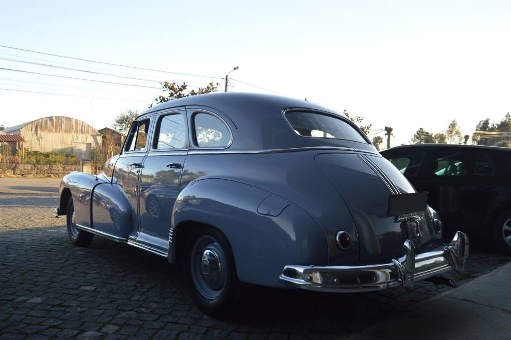 1948 Pontiac Silver Streak For Sale (picture 3 of 6)