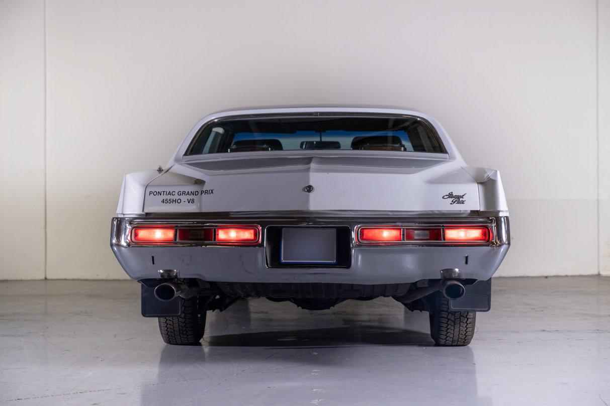 1973 Pontiac Grand Prix For Sale (picture 2 of 6)