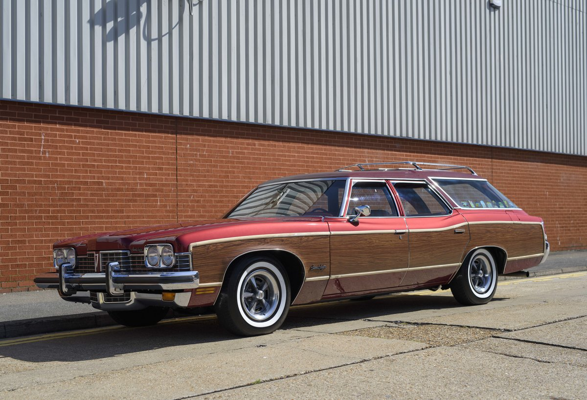 1973 Pontiac Grand Safari (LHD) For Sale (picture 1 of 24)