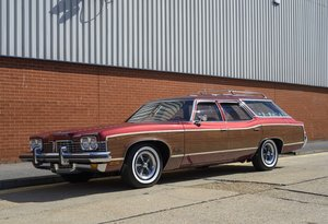 1973 Pontiac Grand Safari (LHD) For Sale