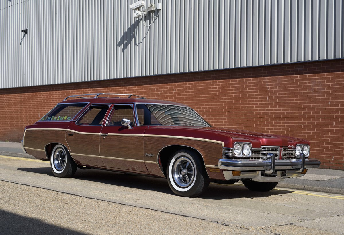1973 Pontiac Grand Safari (LHD) For Sale (picture 2 of 24)