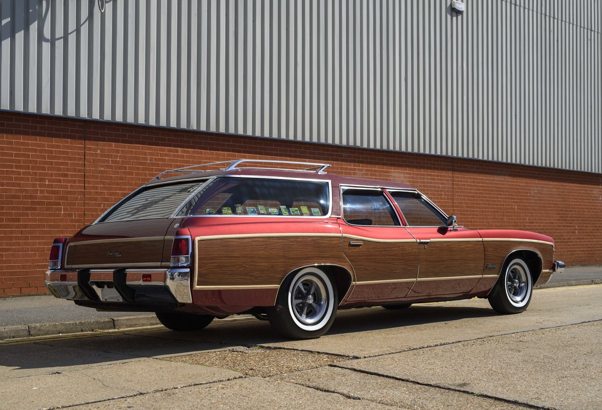 1973 Pontiac Grand Safari (LHD) For Sale (picture 3 of 24)