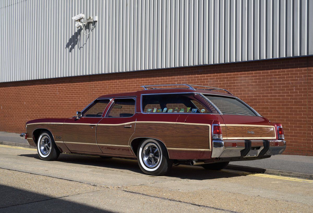 1973 Pontiac Grand Safari (LHD) For Sale (picture 4 of 24)