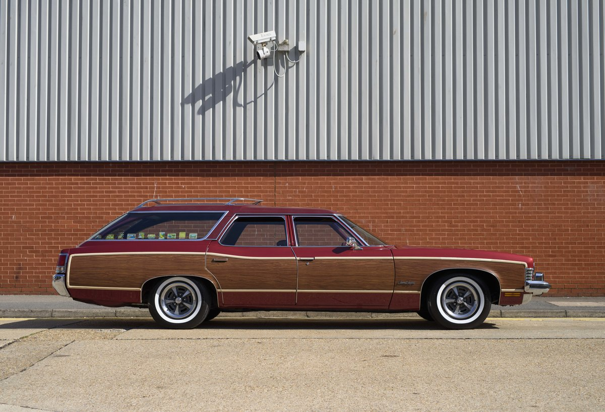 1973 Pontiac Grand Safari (LHD) For Sale (picture 5 of 24)