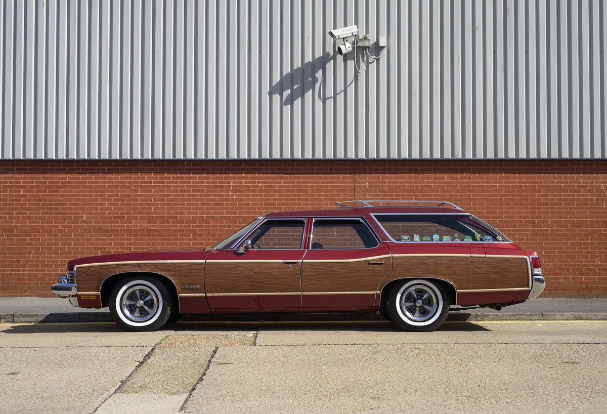 1973 Pontiac Grand Safari (LHD) For Sale (picture 6 of 24)