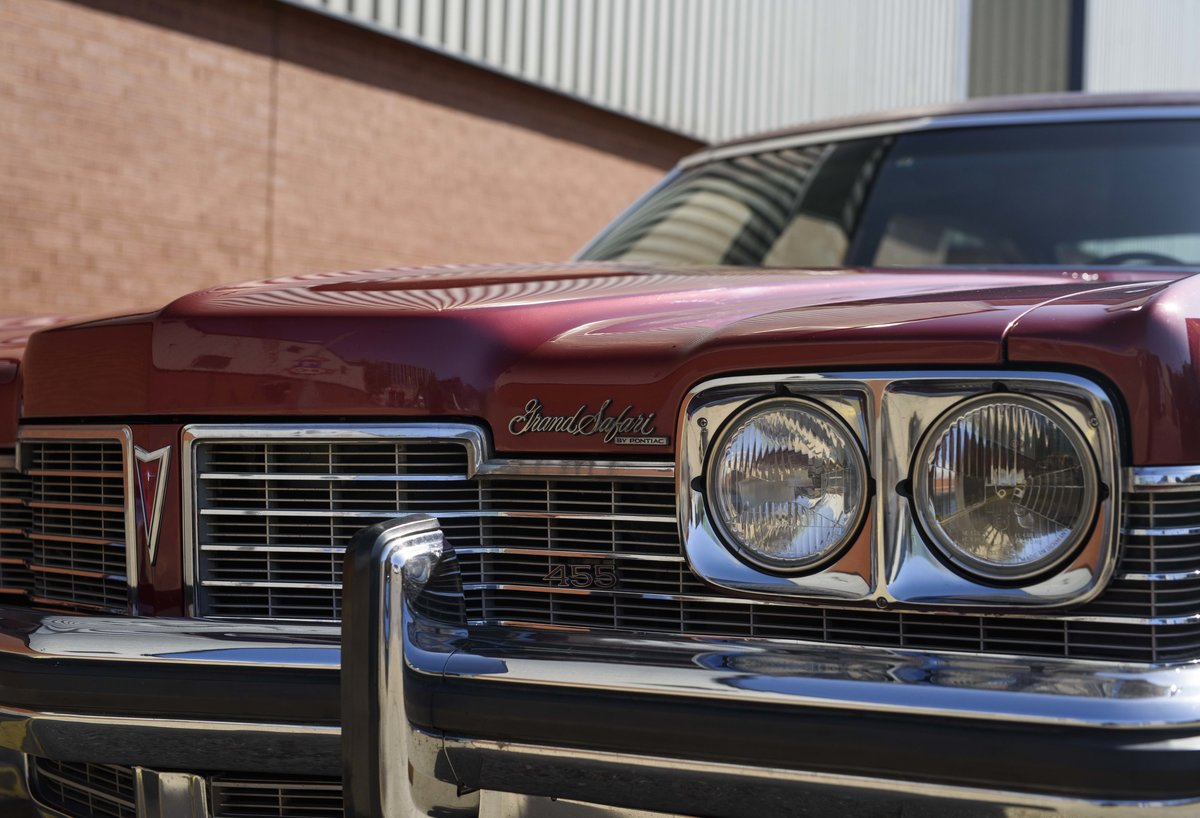 1973 Pontiac Grand Safari (LHD) For Sale (picture 9 of 24)