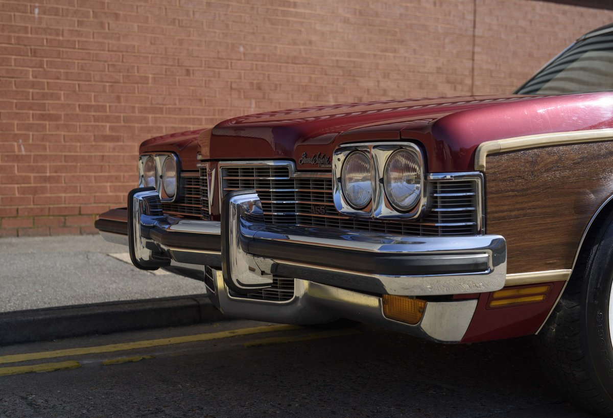 1973 Pontiac Grand Safari (LHD) For Sale (picture 10 of 24)