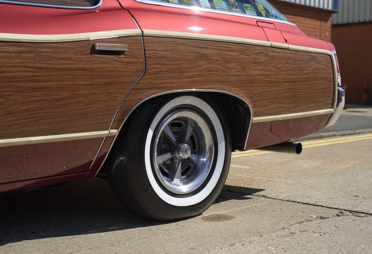 1973 Pontiac Grand Safari (LHD) For Sale (picture 12 of 24)