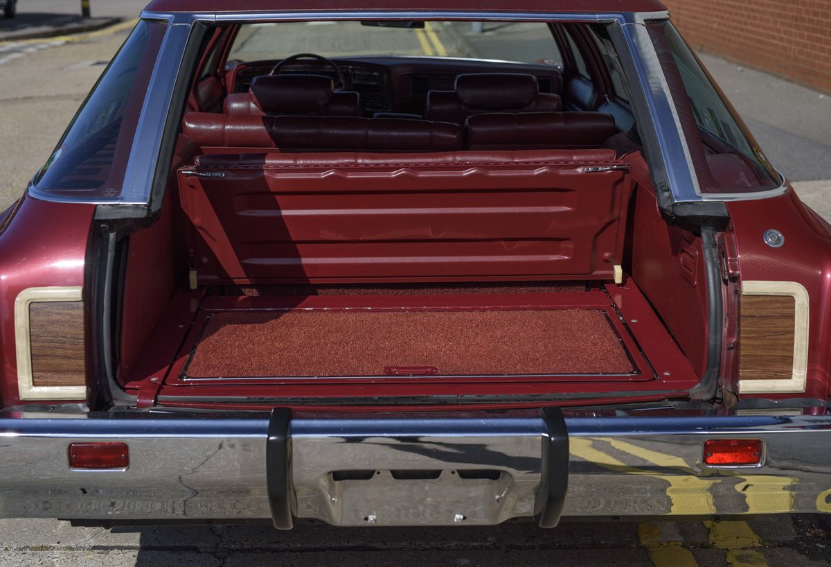 1973 Pontiac Grand Safari (LHD) For Sale (picture 14 of 24)