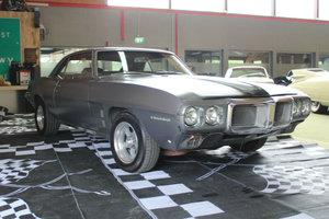 1969 Pontiac Firebird V8 5,7l *** RESTAURATIONSFAHRZEUG*** -'69 For Sale