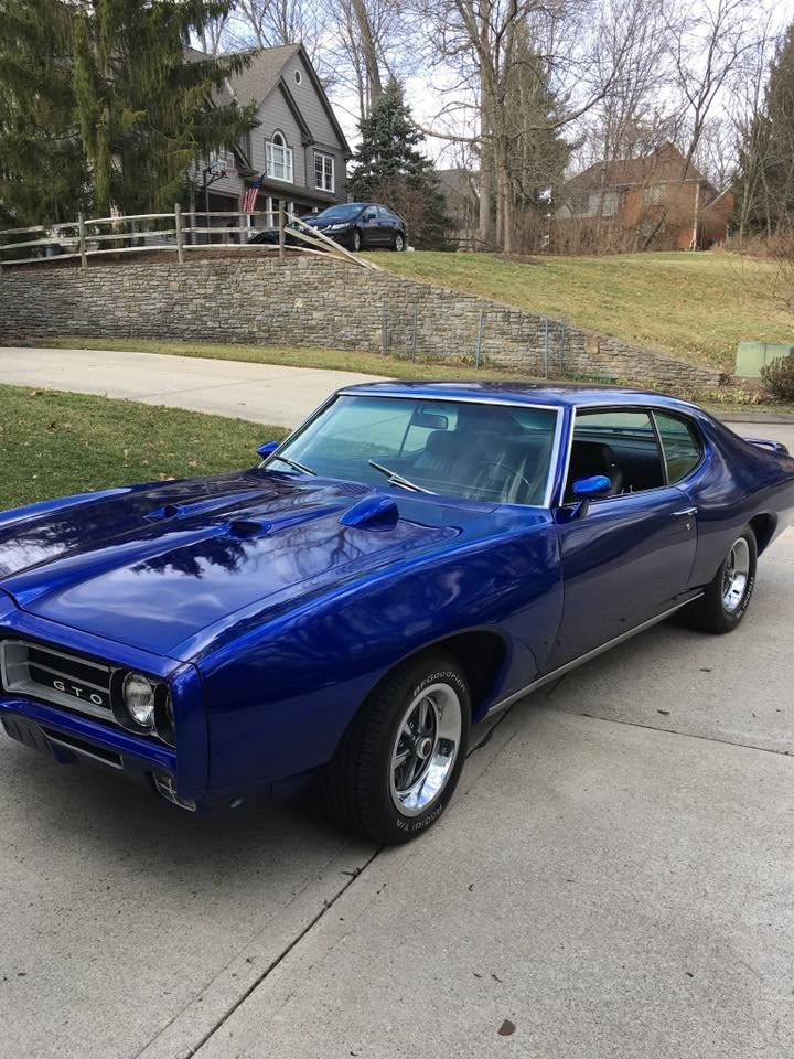1969 Pontiac GTO (Cincinnati, OH) $44,900 obo For Sale (picture 1 of 6)