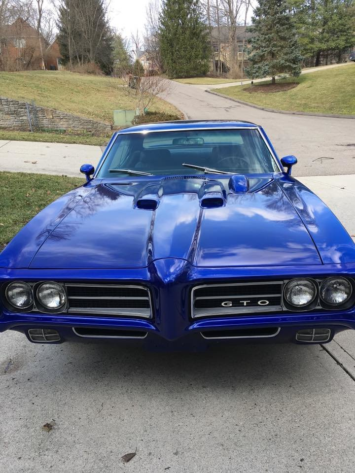 1969 Pontiac GTO (Cincinnati, OH) $44,900 obo For Sale (picture 2 of 6)