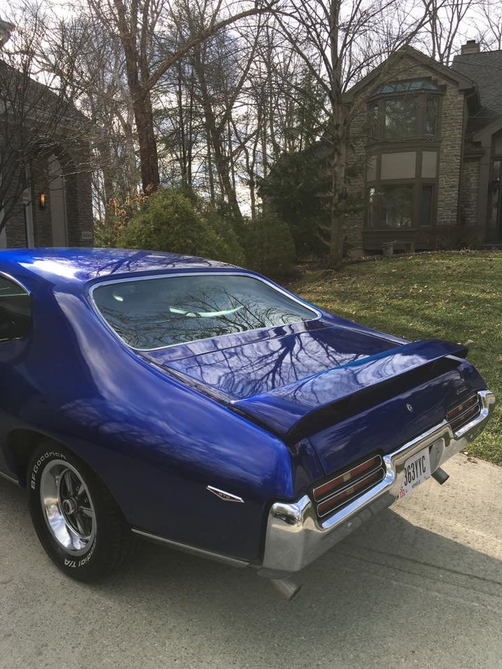1969 Pontiac GTO (Cincinnati, OH) $44,900 obo For Sale (picture 3 of 6)