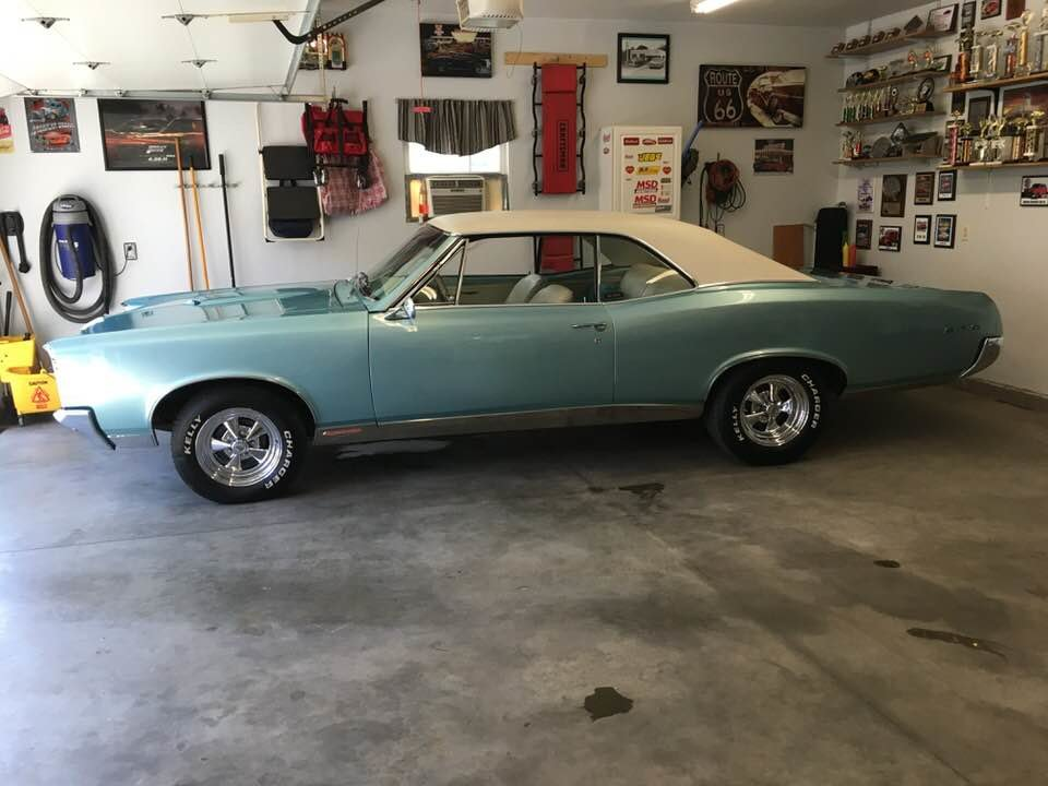 1967 Pontiac GTO (Anderson, IN) $49,999 obo For Sale (picture 1 of 6)