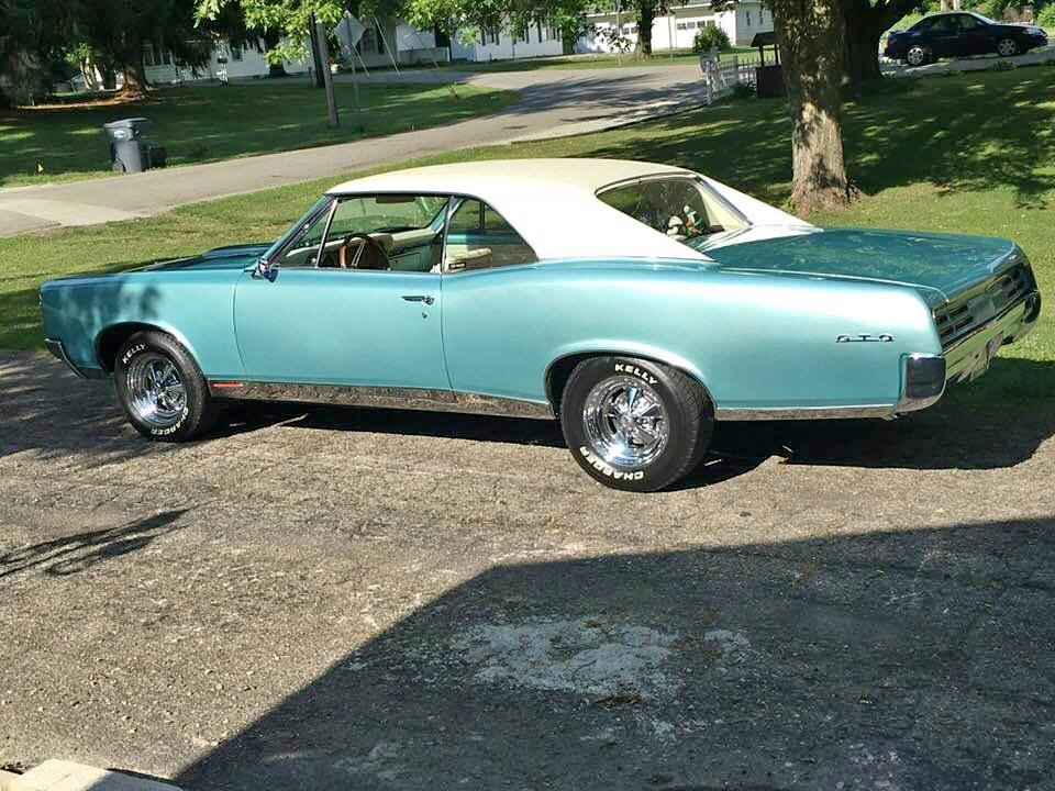 1967 Pontiac GTO (Anderson, IN) $49,999 obo For Sale (picture 2 of 6)
