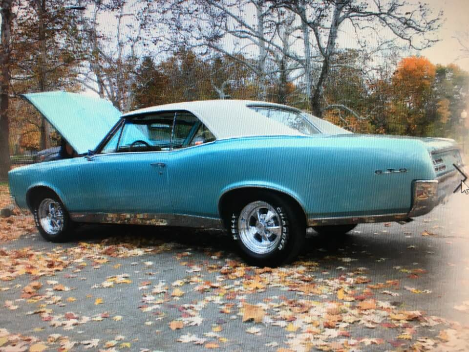 1967 Pontiac GTO (Anderson, IN) $49,999 obo For Sale (picture 5 of 6)