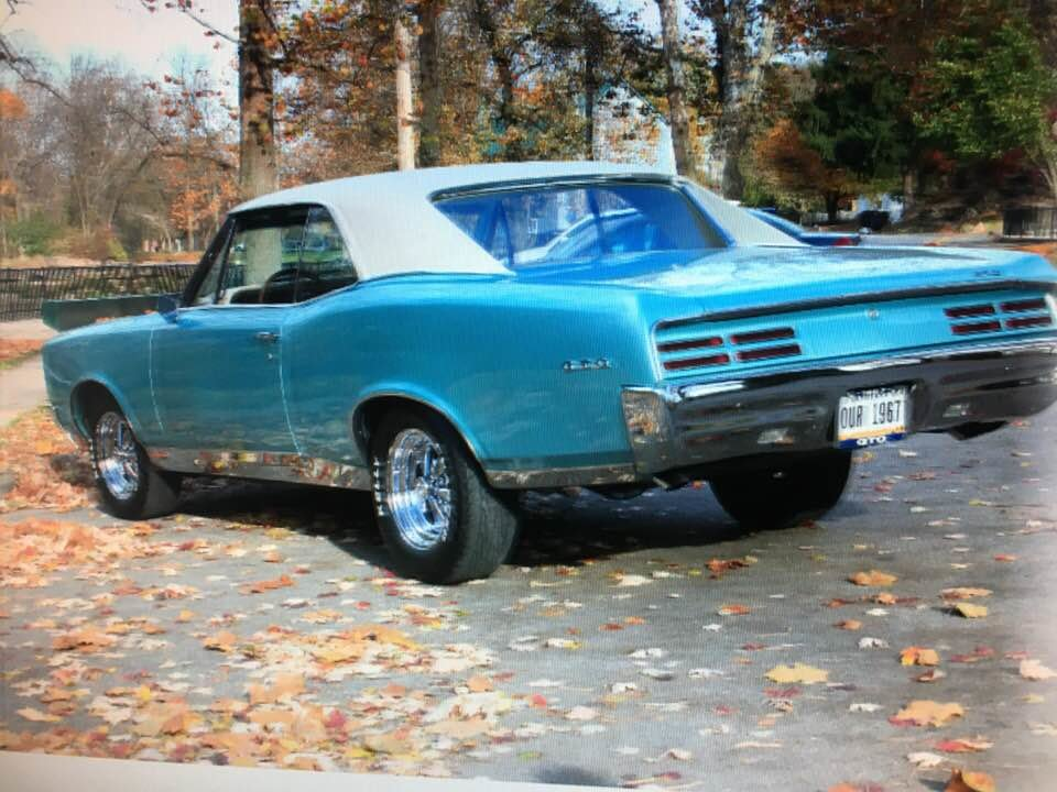 1967 Pontiac GTO (Anderson, IN) $49,999 obo For Sale (picture 6 of 6)