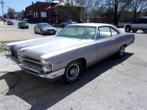 1965 Pontiac Catalina 2+2 2dr HT with 421 tri-power, 4sp
