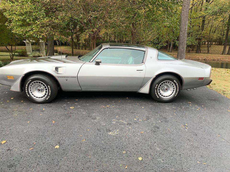 1979 Pontiac Trans Am 10th Anniversary Edition (Memphis, TN) For Sale (picture 1 of 6)