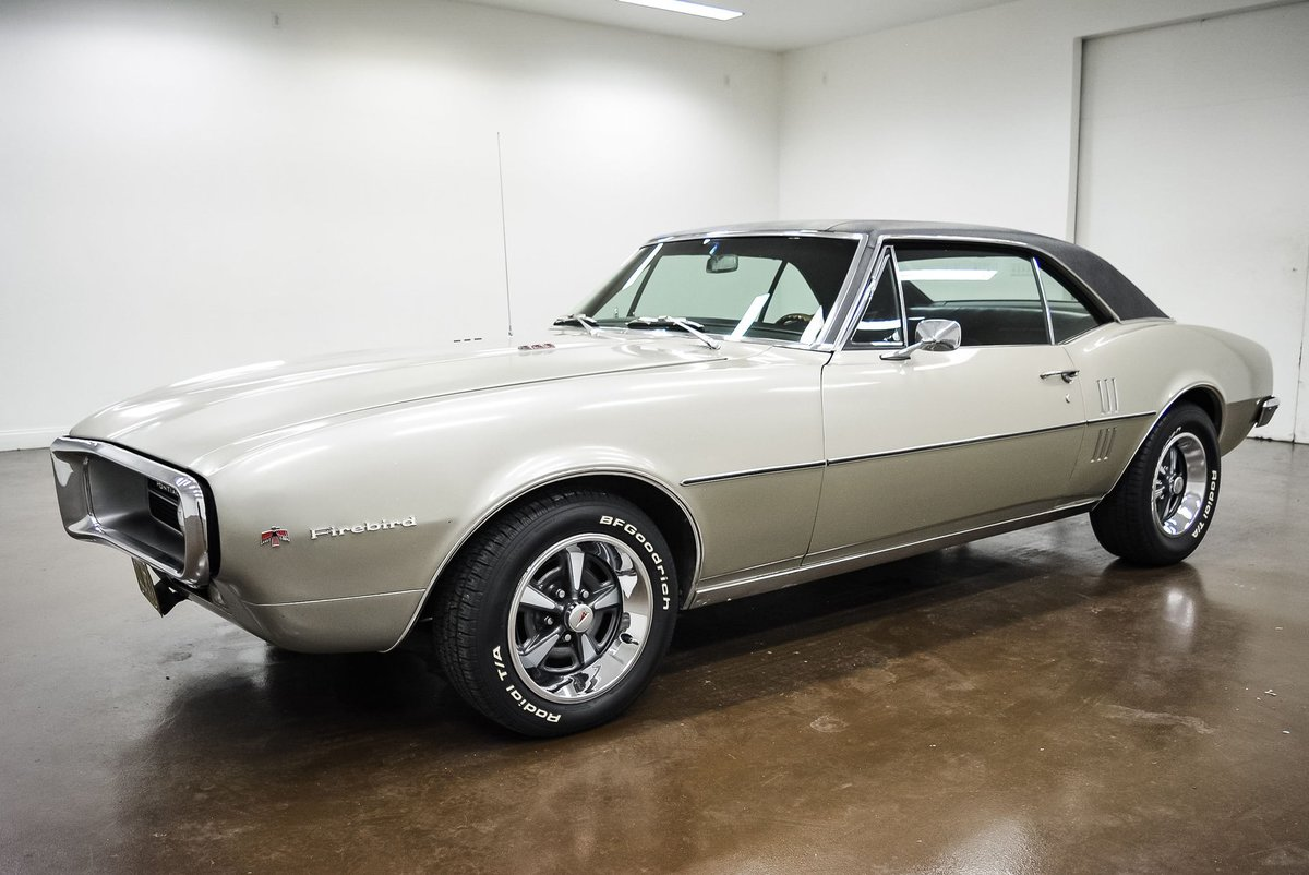 1967 Pontiac Firebird Coupe .. Pewter For Sale (picture 1 of 6)