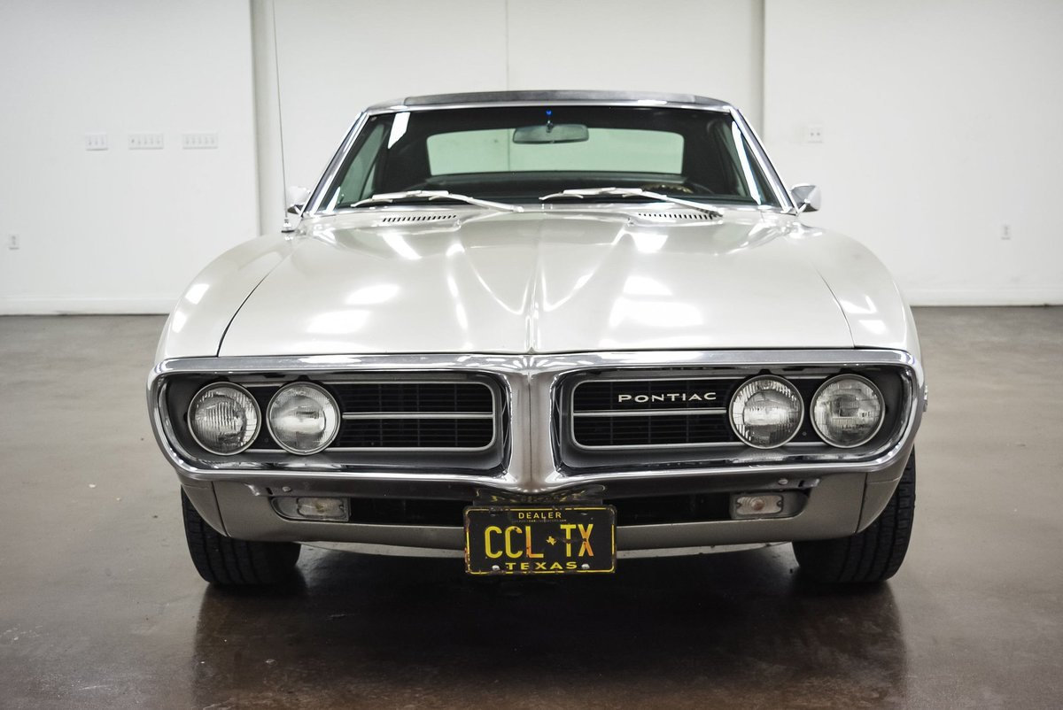 1967 Pontiac Firebird Coupe .. Pewter For Sale (picture 3 of 6)