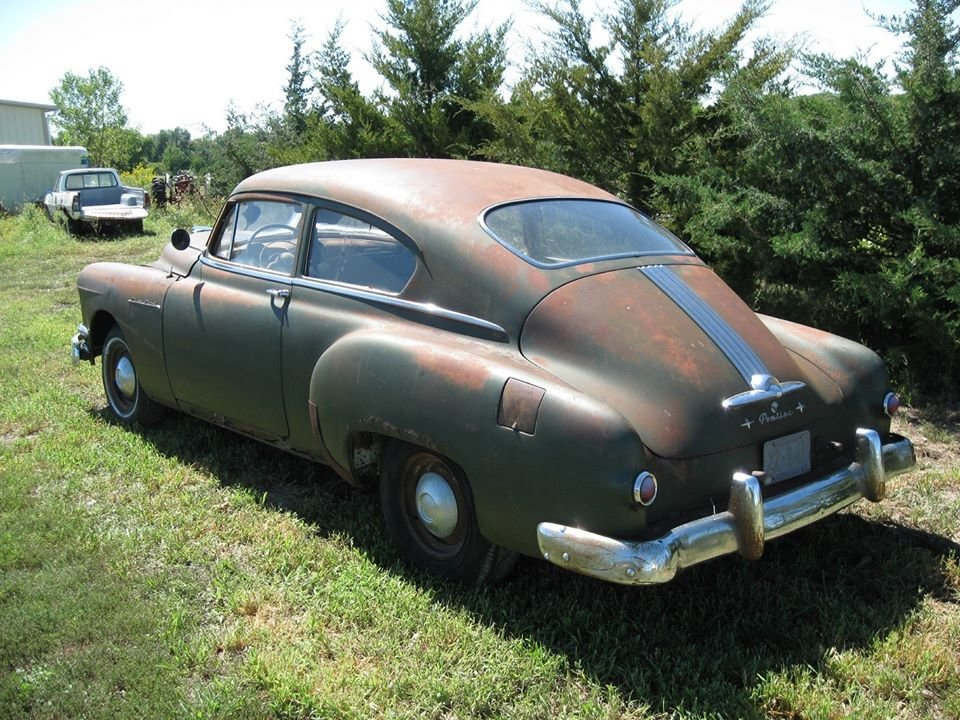 1950 Pontiac Silver Streak Sedanette For Sale (picture 2 of 4)