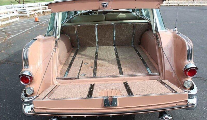 1956 Pontiac Safari Wagon clean Tan(~)Tan driver $53k For Sale (picture 2 of 6)