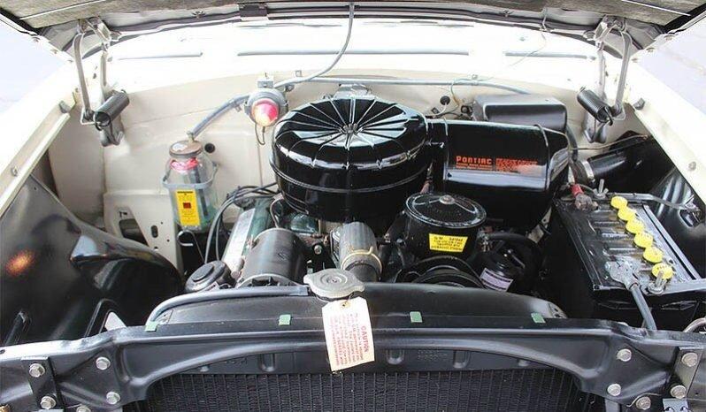 1956 Pontiac Safari Wagon clean Tan(~)Tan driver $53k For Sale (picture 6 of 6)