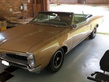 1967 Pontiac Le Mans Running Perfectly For Sale