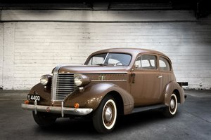 1938 Pontiac Sedan 3,7  For Sale