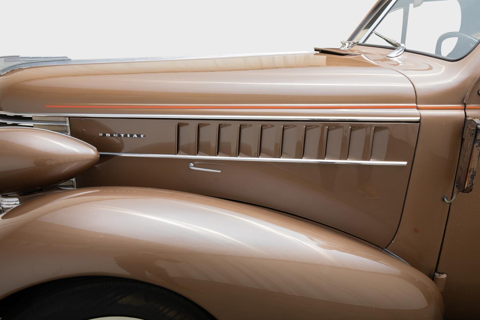 1938 Pontiac Sedan 3,7  For Sale (picture 3 of 6)