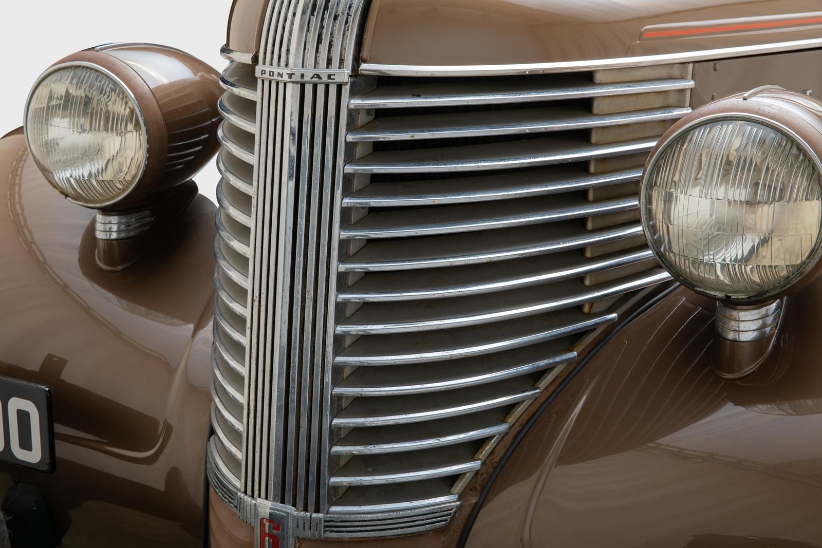 1938 Pontiac Sedan 3,7  For Sale (picture 4 of 6)