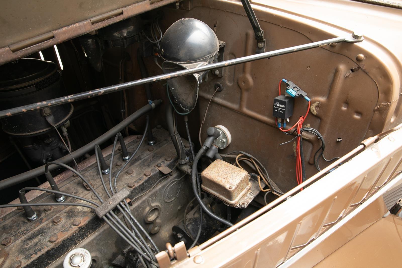 1938 Pontiac Sedan 3,7  For Sale (picture 6 of 6)
