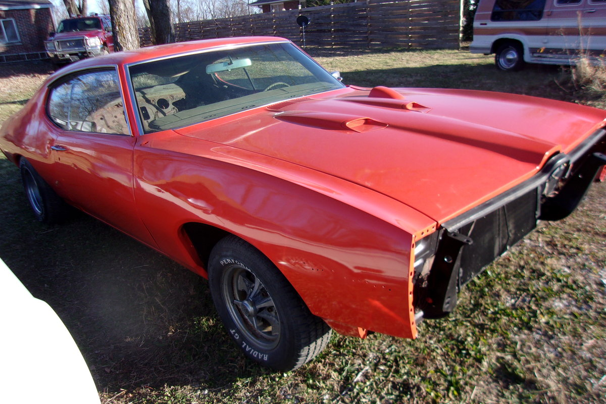 1969 Pontiac GTO Judge Clone For Sale (picture 1 of 6)