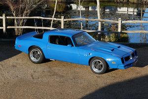 1976 Pontiac Firebird Formula 400 Automatic